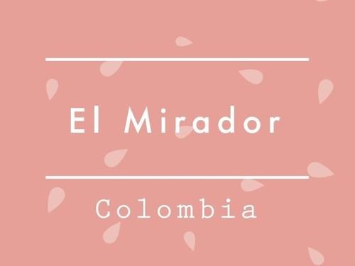 """【200g】再入荷!Colombia / EL MIRADOR """"Pink Bourbon"""""""