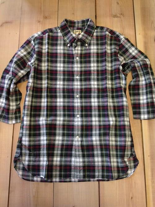7分袖BDシャツ