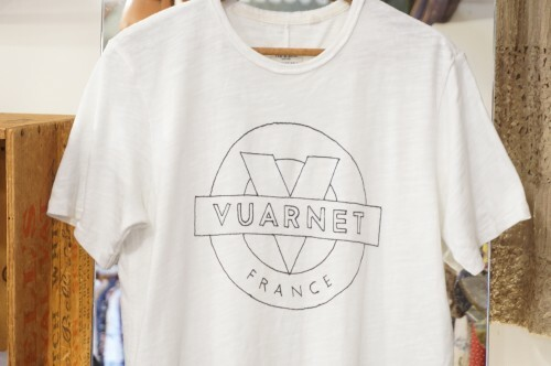 rag & bone × VUARNET collaboration T-shirt
