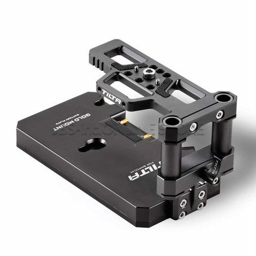 TILTA BMPCC 4K Gold Mount Battery Baseplate – Tilta Gray