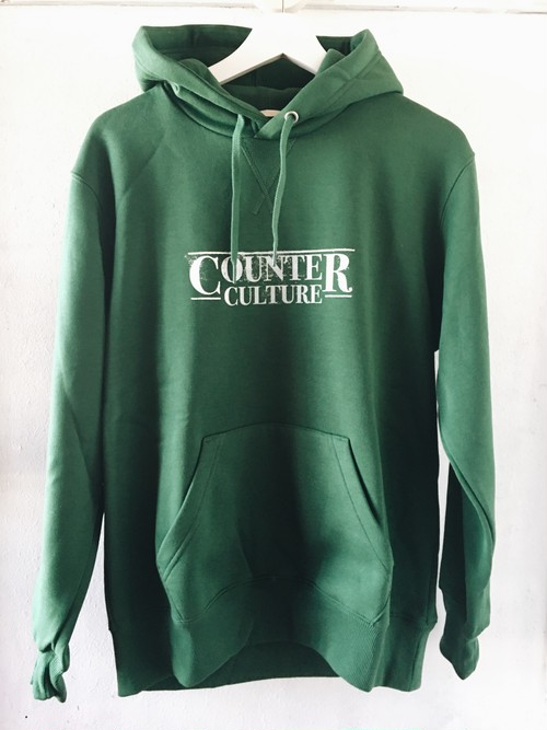 【COUNTER CLUTURE】HOODIE