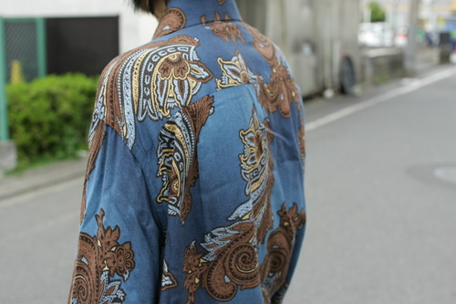 Viscose Patterned All Over Shirt