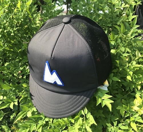 hsc-08 『WORKROWN×huntstored』・【BLUE】(CYCLE) MESH CAP