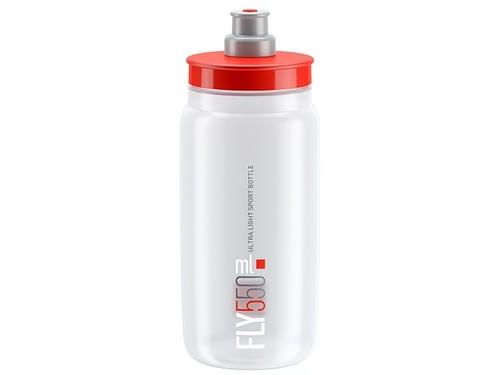 ELITE FLY ボトル 550ml クリア/レッド