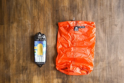 GRANITE GEAR AIR BAG #3 [5L] Flame グラナイトギア エアバッグ(スタッフバッグ)容量5リットル カラー: フレーム