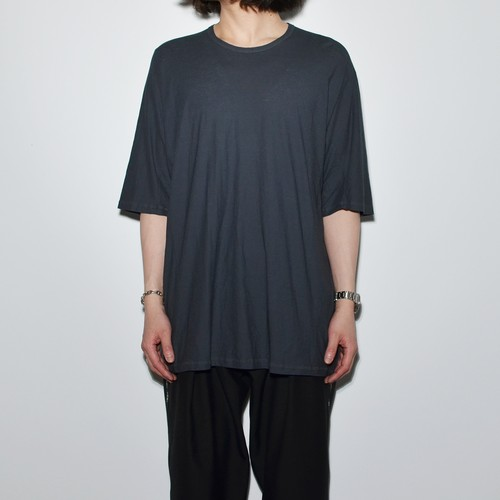 """All Matching  BIG-T """"ICE COTTON"""" 〈Charcoal〉"""
