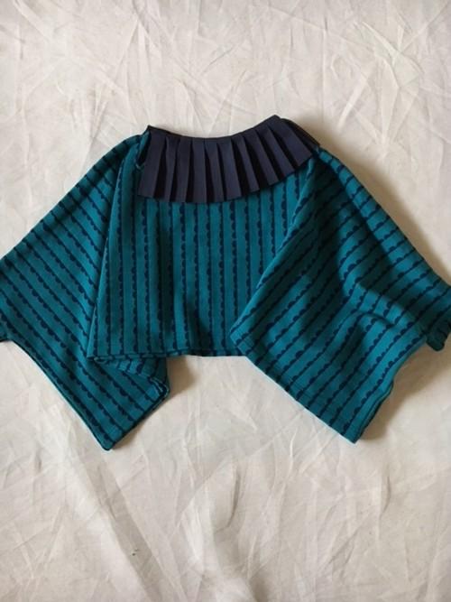 nami-nami pullover  フォレストグリーン