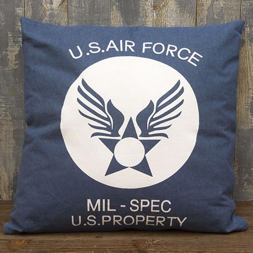 くつろぎタイムもアメカジ雑貨で!US AIR FORCEクッション