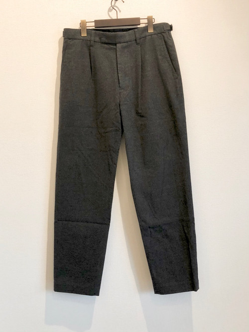 LOSER TROUSERS (CHARCOAL GRAY) / LOST CONTROL
