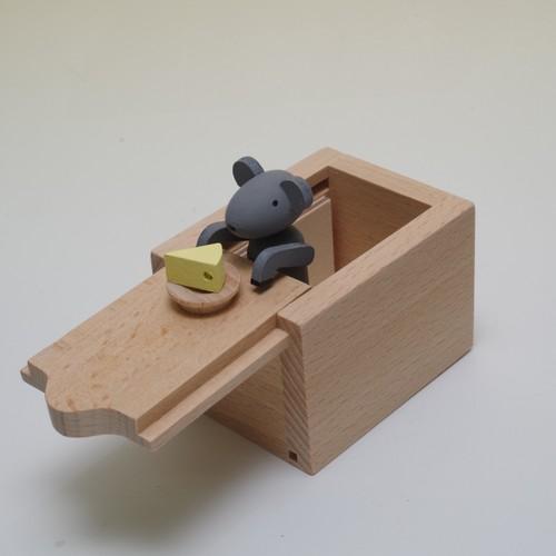 十二支のからくりボックス ネズミ
