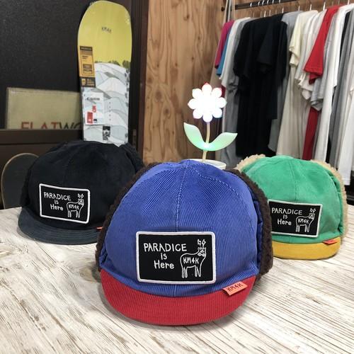 【KM4K】KM4K CAP 6 カモシカ キャップ 6