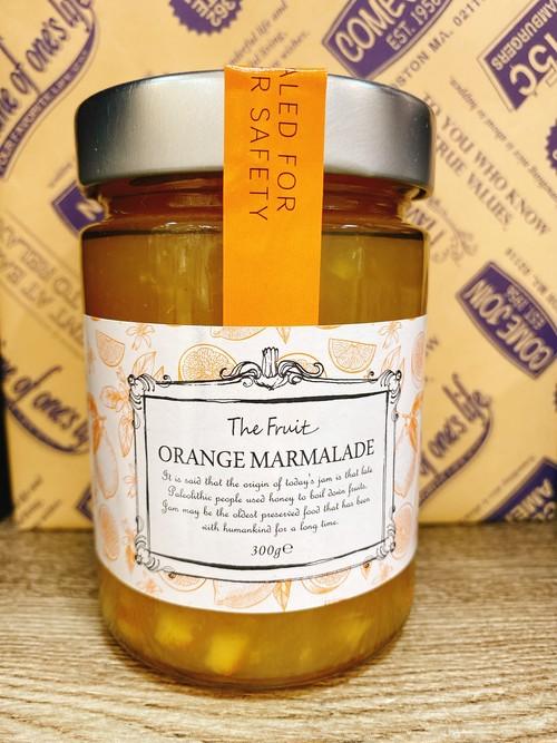 ザフルーツ オレンジマーマレードジャム