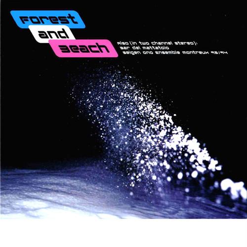 Forest and Beach / Seigen Ono (SD1003-4H)