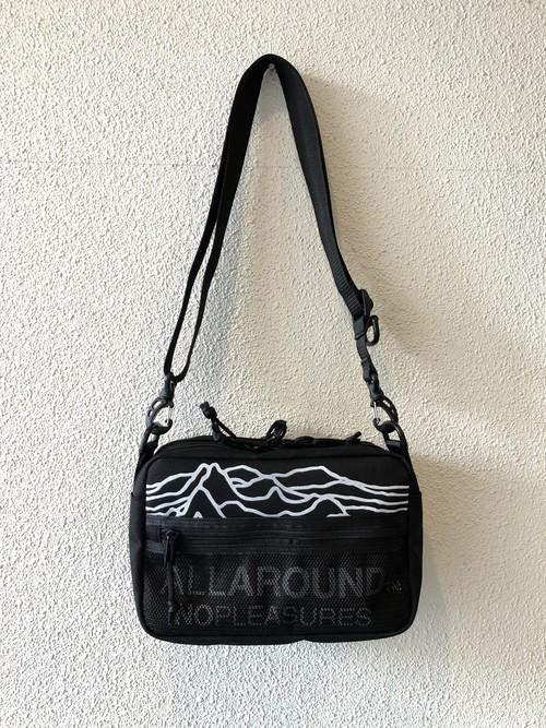 """【19050】SHOULDER BAG Ver.2 """"BLACK"""""""