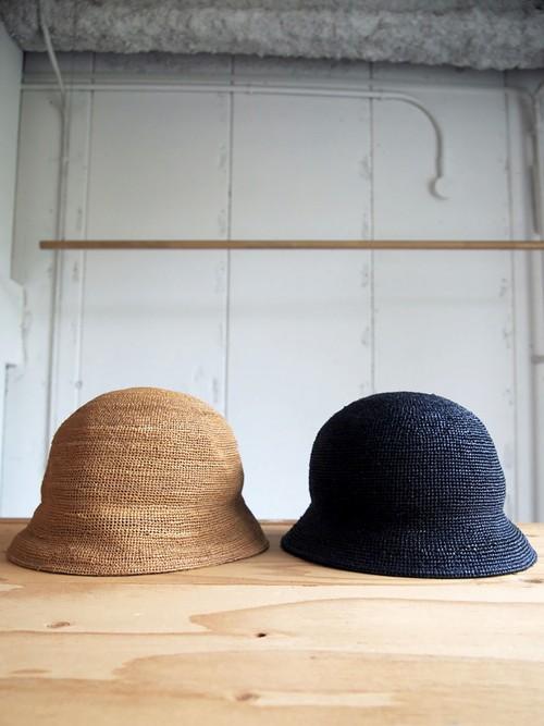 NOROLL, DETOURS RAFFIA HAT