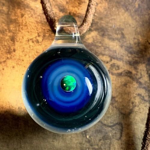 Cosmo opal pendant