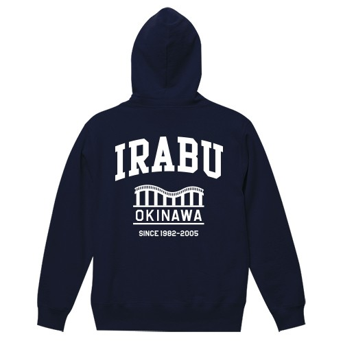 IRABU TOWN PULL OVER PARKA