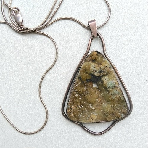 天然石ペンダント
