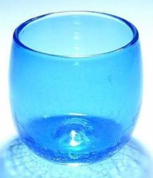 沖縄琉球たる型グラス・青