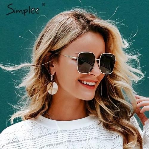 ♡送料無料♡  import Sunglasses ~ ビッグフレーム サングラス【お取り寄せ】