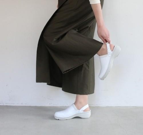 【NAOT】アイリス |IRIS|White  leather|ホワイトレザー
