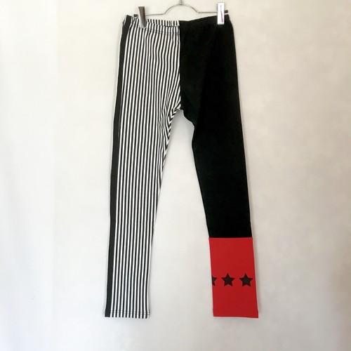 OddSpats-黒x赤
