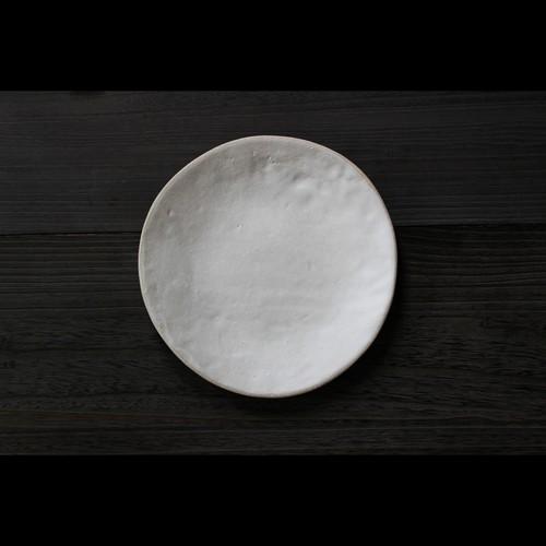 """英国の陶芸アーティスト【SARAH JERATH】""""CHALK"""" 24cm Plate プレート 大皿 No.1"""