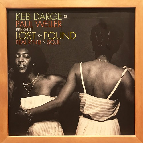 Keb Darge & Paul Weller ‎– Lost & Found -Real R'N'B & Soul- (2LP)