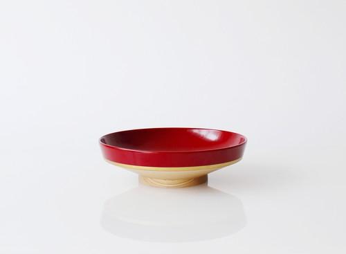 KOROMO(衣):浅鉢 ASABACHI    皿 漆器 京都