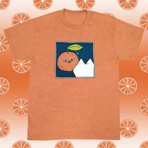 LEON KARSSEN - ORANGE TEE (Heather Orange)