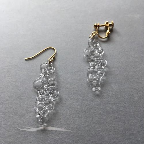 【送料無料】-Wave- pierce/earring