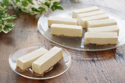 ビーガンローケーキプレーン(10個セット)※卵・バター・乳・小麦・白砂糖不使用