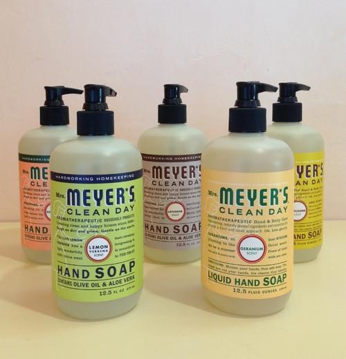 MEYER'S // ORGANIC HAND SOAP
