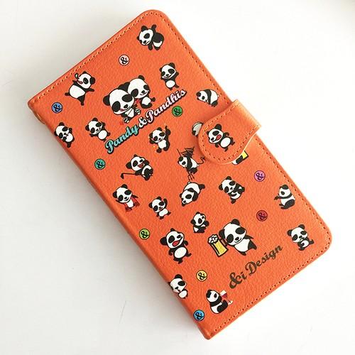 PANDY手帳型スマホケース