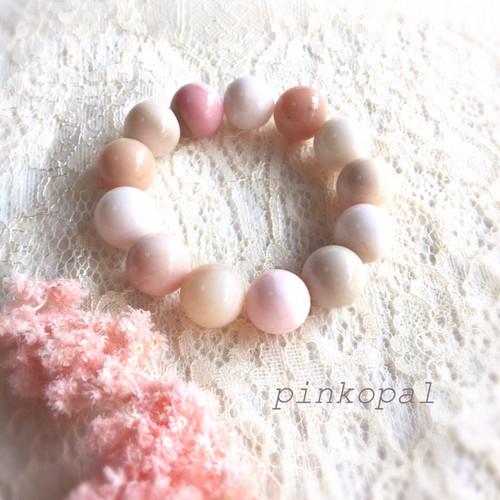 いまこの瞬間からしあわせになる!愛があふれる桜色のストーン♡