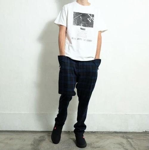 VIRGOwearworks / ヴァルゴ   HANDLE NINJAS - CHECK Pants