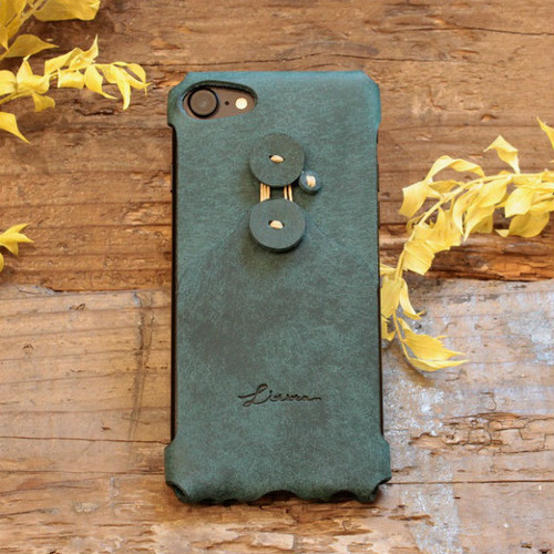 iPhone Dress for iPhone7 / BLUE GREEN (プエブロ)