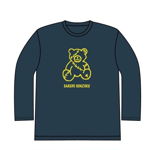 鴉『されど存続』ロングTシャツ