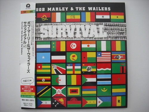 【CD】BOB MARLEY & THE WAILERS / SURVIVAL