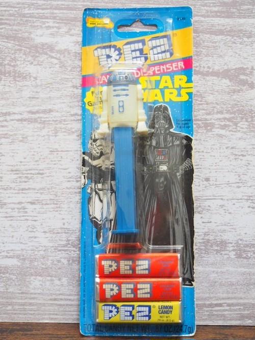 STAR WARS・R2-D2 – PEZ【ブリスターパッケージ版】