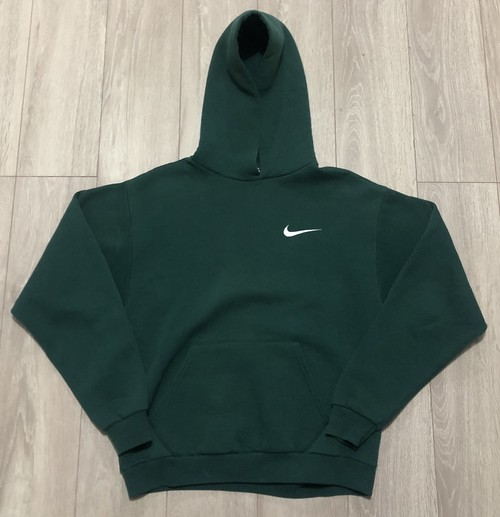 1990s NIKE EMBROIDERED HOODIE
