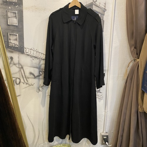LONDON FOG polyester long coat