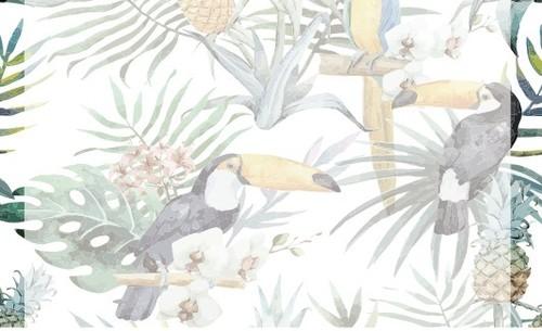夏にぴったり!南国なサマーデザイン名刺 1