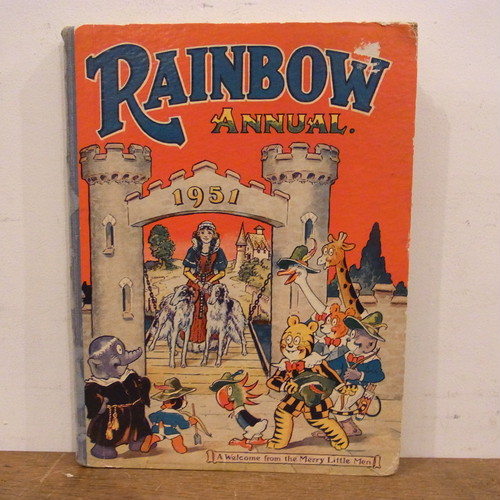 THE RAINBOW ANNUAL 1951