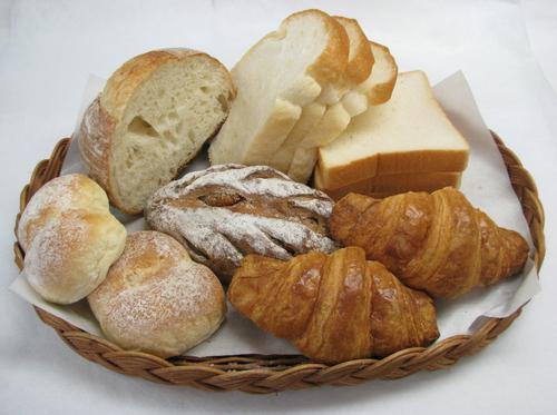 おはようセット 朝にぴったりなパン