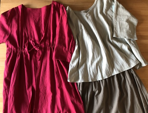 【happy bag2019 】C お洋服のコーディネートセット&プチギフト