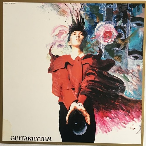 【LP・国内盤】布袋寅泰 / GUITARHYTHM