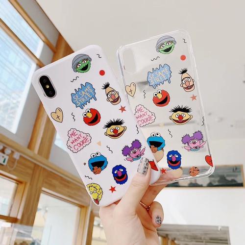 【オーダー商品】Cute cartoon iphone case