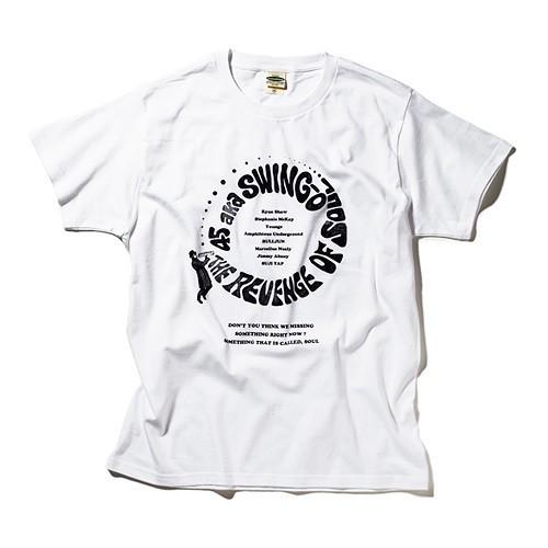 "T-shirt : ""The Revenge Of Soul"" 最終処分品"