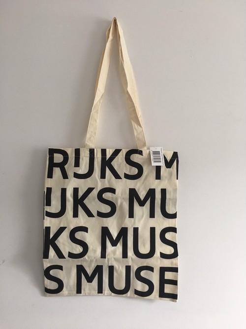 【再入荷】Rijksmuseum アムステルダム国立美術館 オリジナルトートバッグ